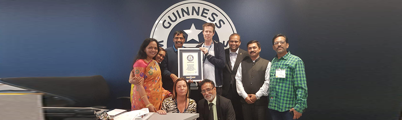 guinness world record head office