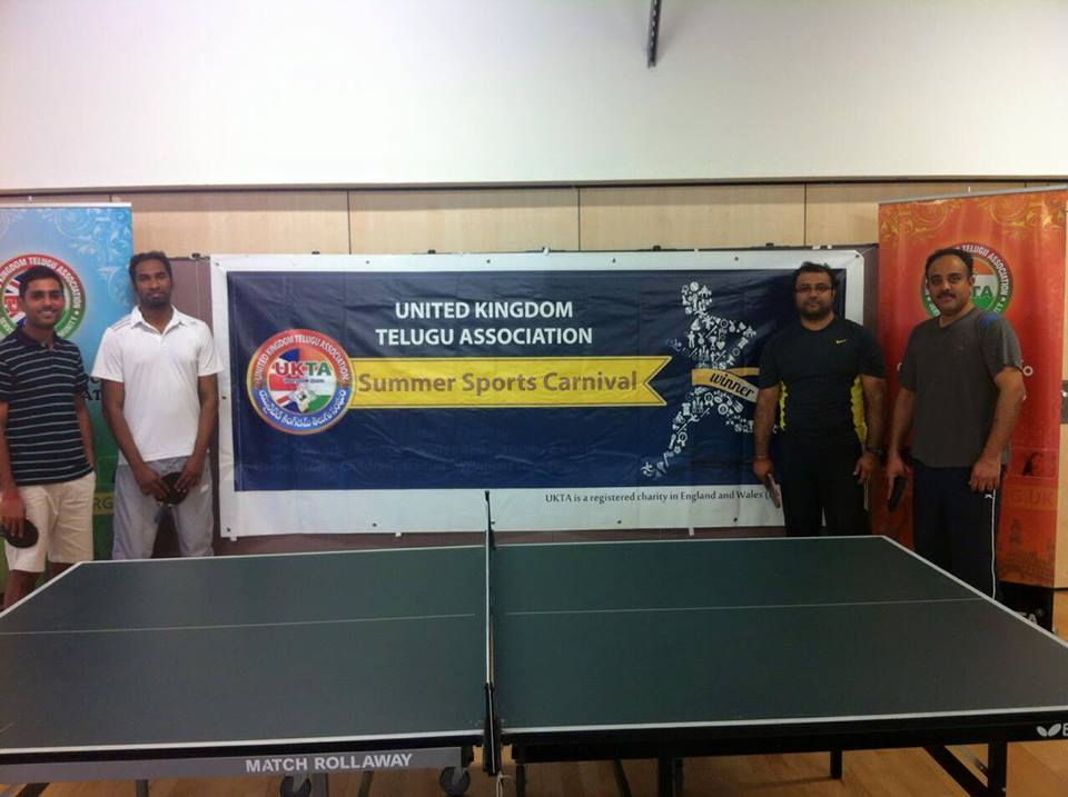 summer sports table tennis and the jean brown arena, redbridge sports centre