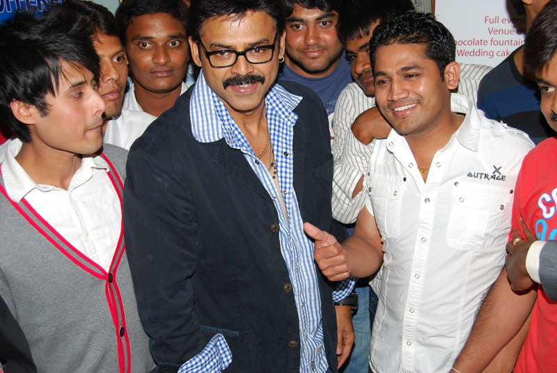 annual day celebrations with venky @ royal regency