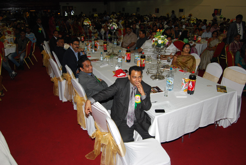 annual day celebrations with venky @ royal regency-3